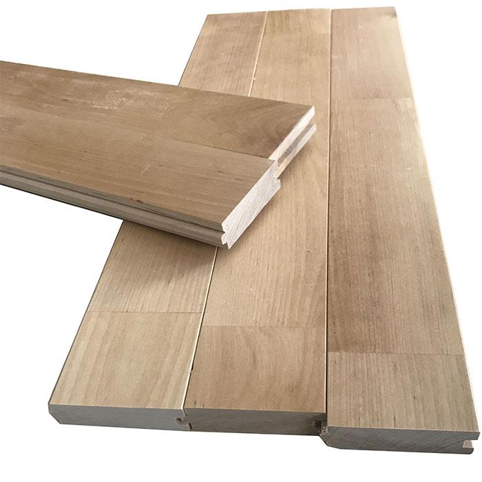 枫桦木A级运动地板