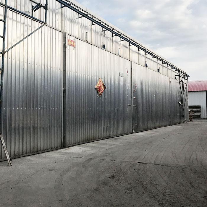 干燥炉容量10000平米
