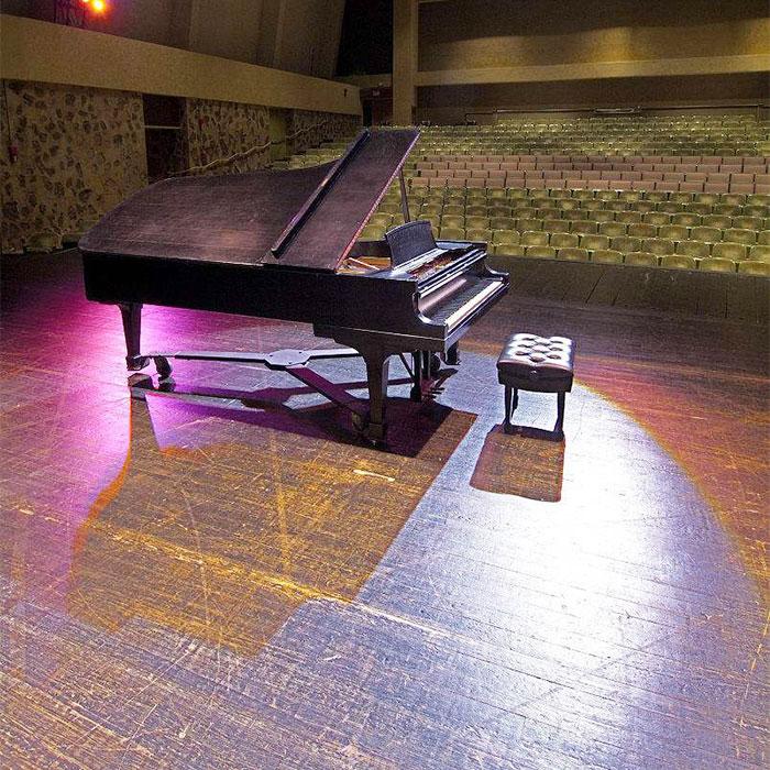 舞台实木地板