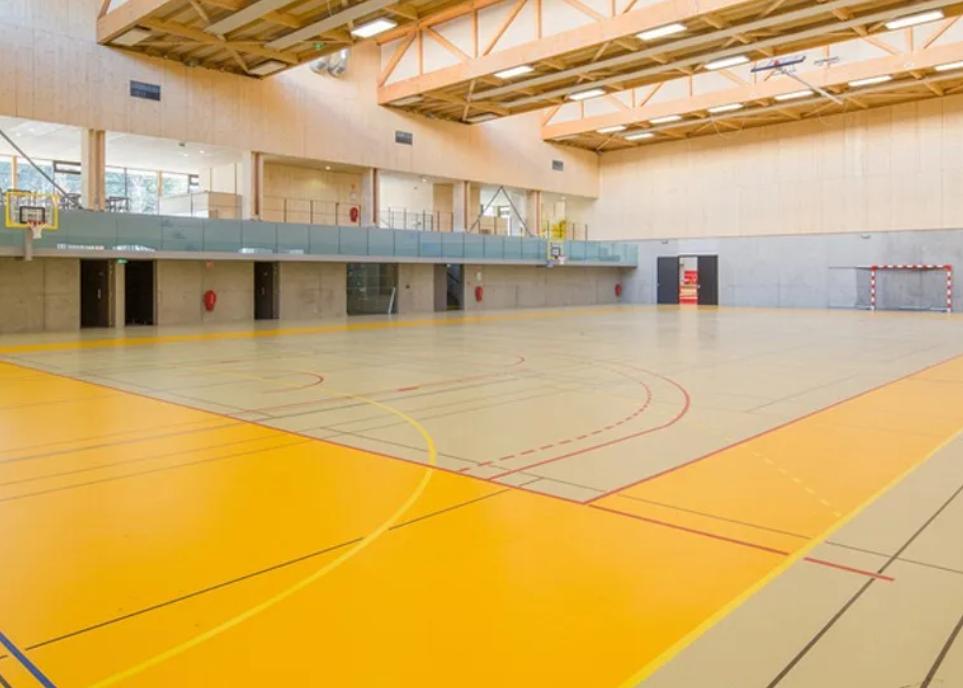 体育场运动地板