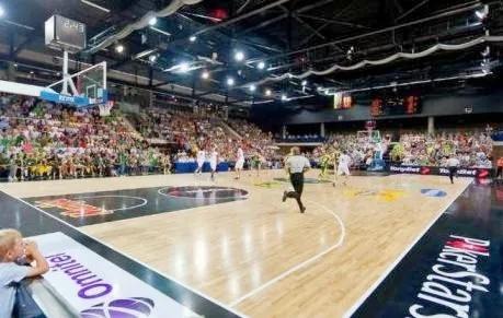 篮球体育场运动地板