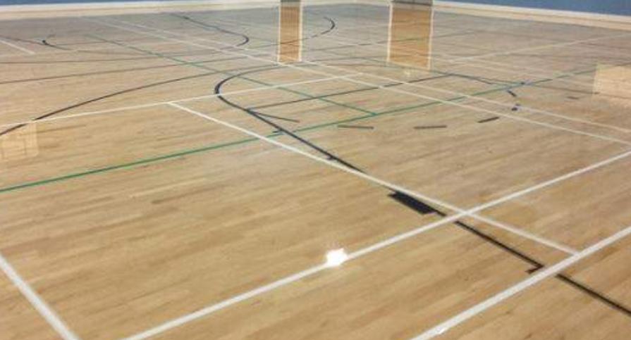 体育运动场木地板