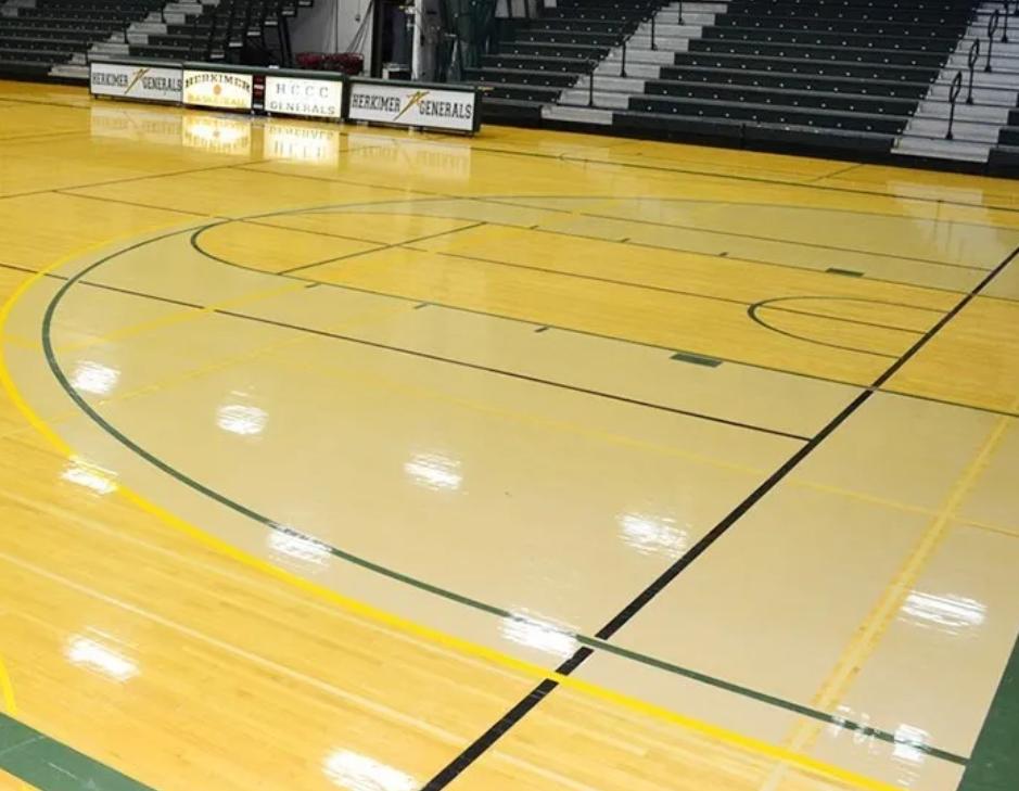 篮球运动场木地板