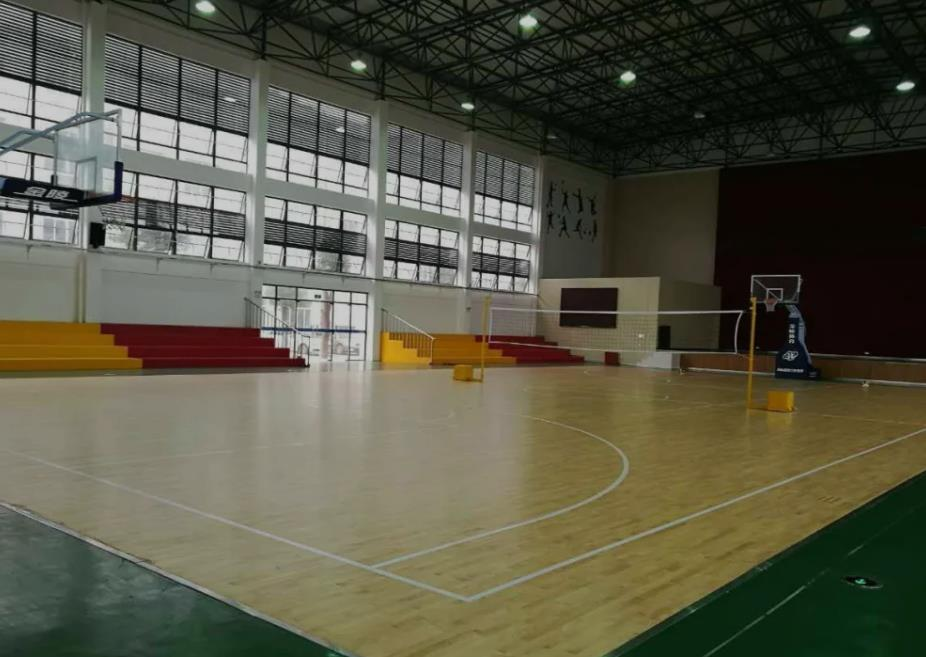 运动馆体育木地板