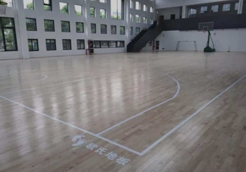 运动木地板施工工艺